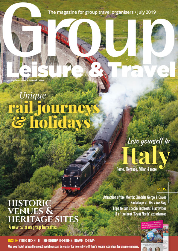 GLT Magazine Cover July 2019