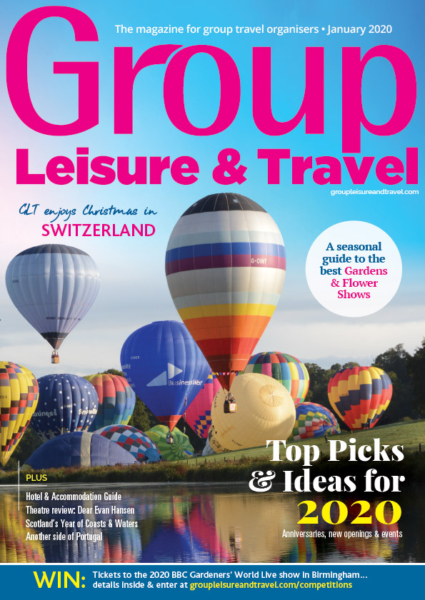 GLT Magazine Cover